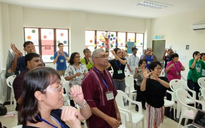 YLDC & Call for the Laity