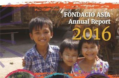 Fondacio Asia – Annual Report 2016
