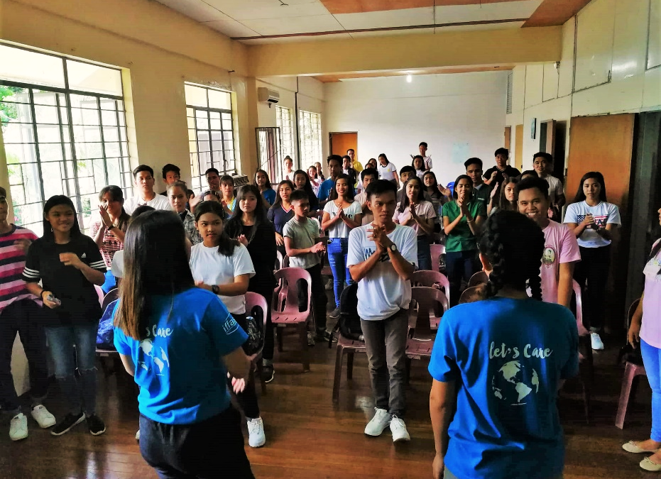 IFFAsia conducts  'Vocational Encounter' in Bangued, Abra