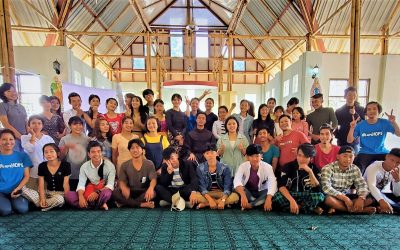 Young Lives Myitkyina's 1st Alumni Gathering