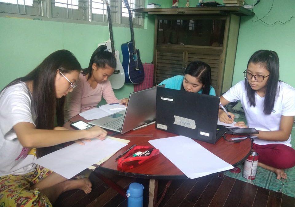 Young Lives Yangon's Human Module