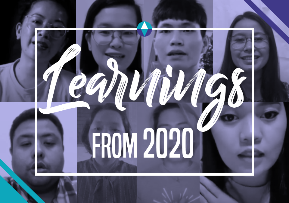 Learnings from 2020