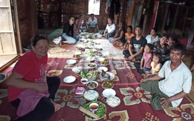 Young Lives Laos Promotes in Thakhek & Pakse